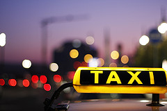 illustration taxi Taxi Jacquet